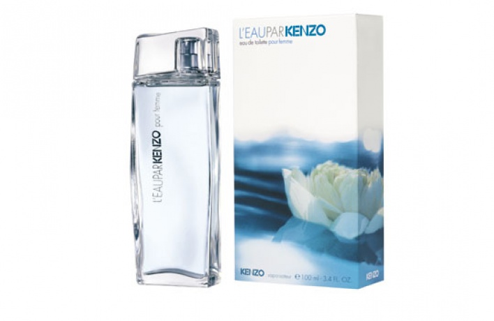 Kenzo дарит романтическое свидание накатке вДень всех влюбленных