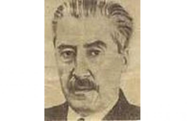 Виктор Сапарин