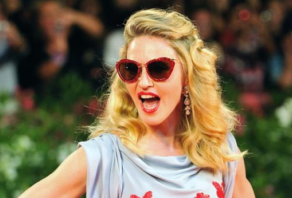 Мадонна едет вМоскву - Фото №2