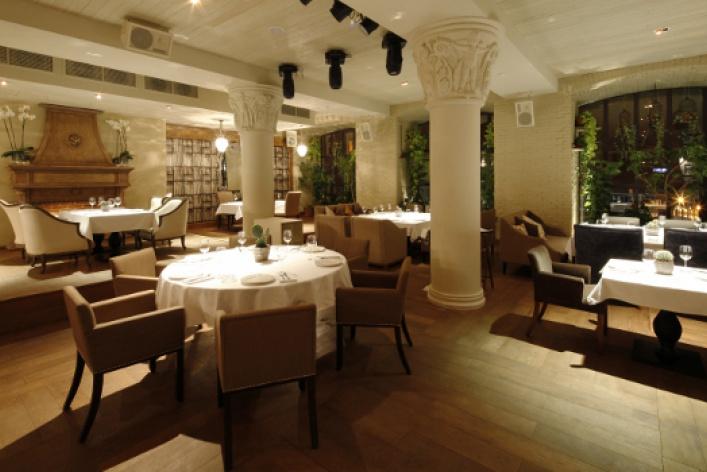 Лучший новый ресторан (средний счет от2000 р.)