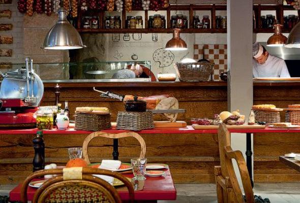 Лучший новый ресторан (средний счет от2000 р.) - Фото №4