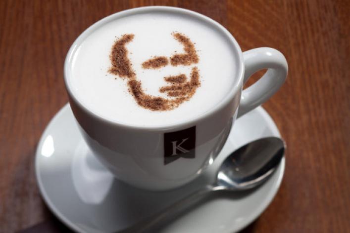 В«Кофеине» начались выборы президента России
