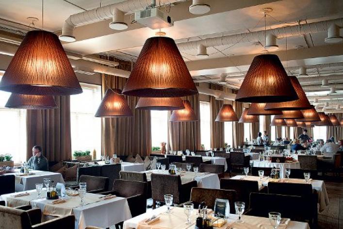 Лучший новый ресторан (средний счет до2000 р.)