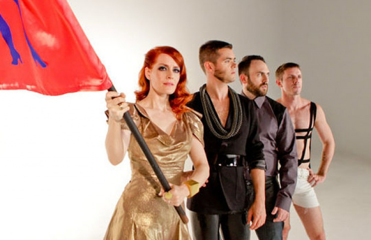 Time Out дарит поездку наконцерт Scissor Sisters