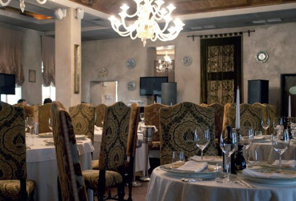 Лучший ресторан созвездой - Фото №0