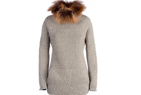Где найти: Платье-свитер - Фото №0
