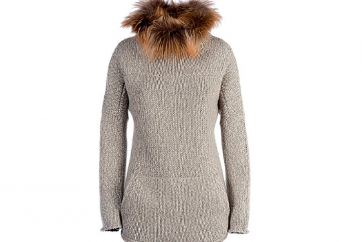 Где найти: Платье-свитер