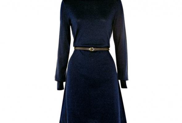 Где найти: Платье-свитер - Фото №2