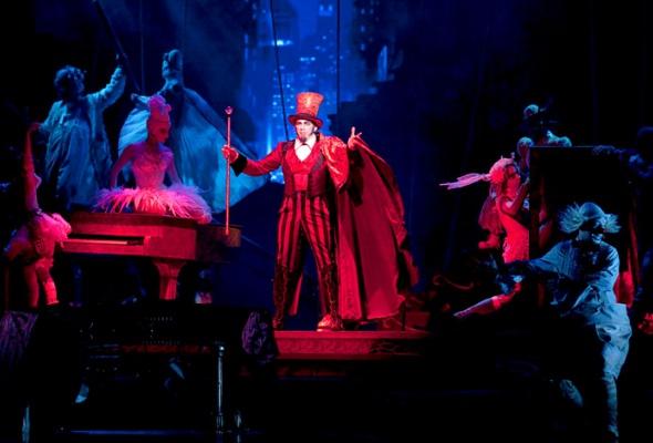 7фактов оновом шоу Cirque duSoleil - Фото №0