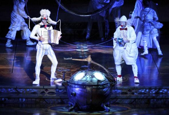 7фактов оновом шоу Cirque duSoleil - Фото №2
