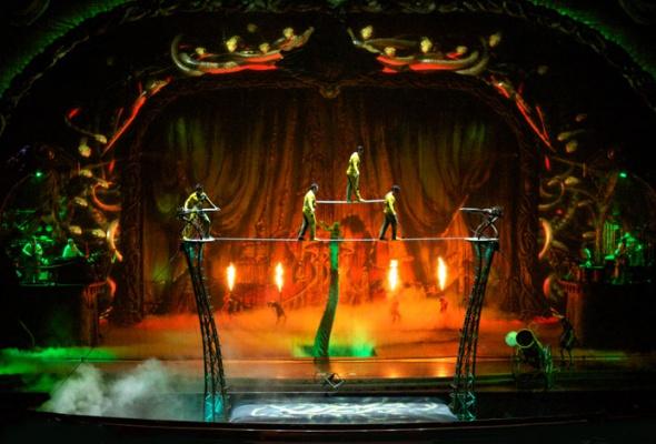 7фактов оновом шоу Cirque duSoleil - Фото №3