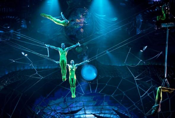 7фактов оновом шоу Cirque duSoleil - Фото №4