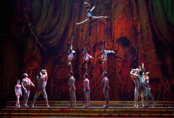 7фактов оновом шоу Cirque duSoleil - Фото №5