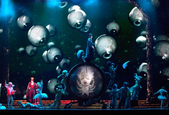 7фактов оновом шоу Cirque duSoleil - Фото №1