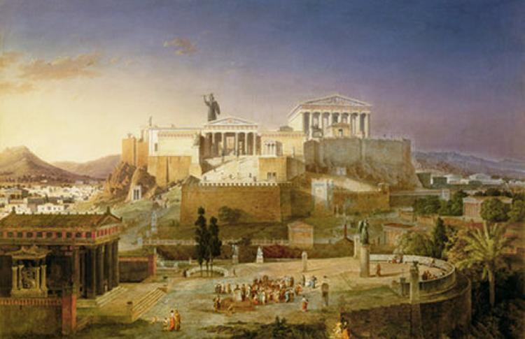 Музеи мира: античность
