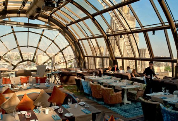Лучший панорамный ресторан - Фото №0
