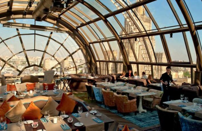 Лучший панорамный ресторан