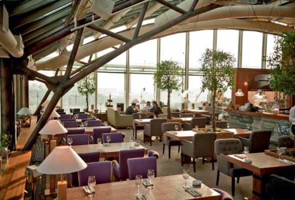 Лучший панорамный ресторан - Фото №3
