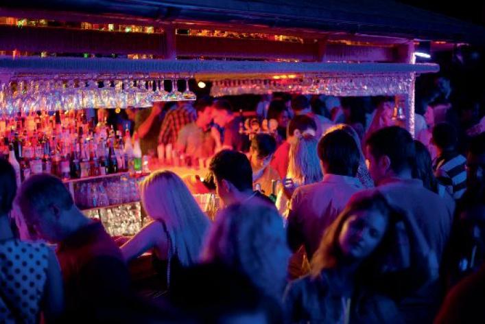 Лучший бар