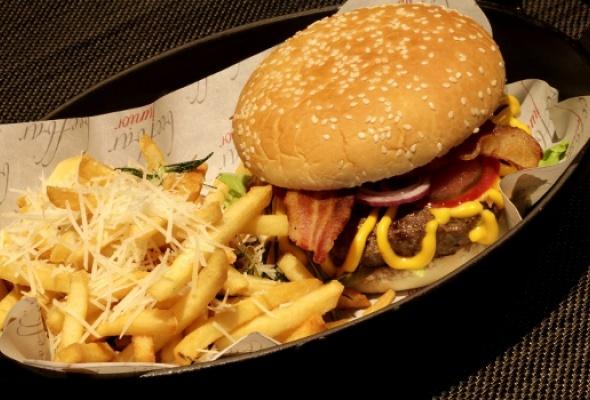 Тренд: Лучший бургер - Фото №1