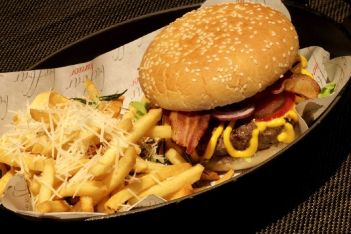 Тренд: Лучший бургер
