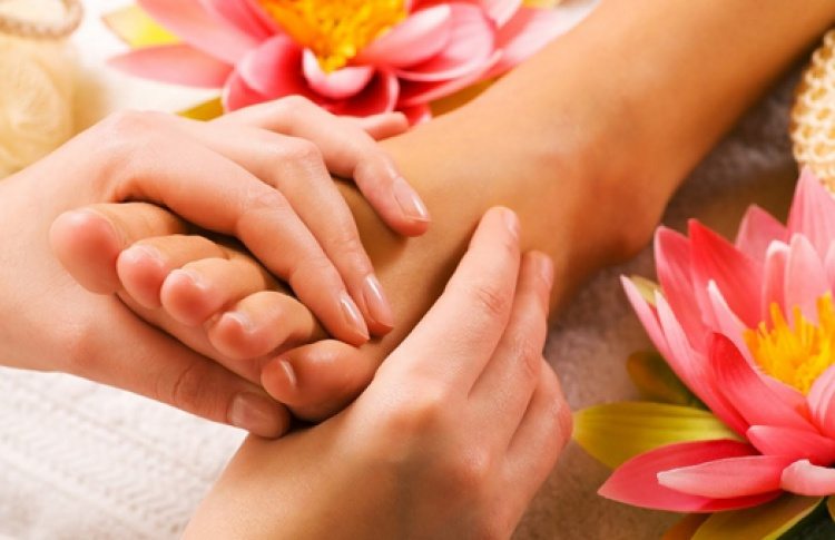 Лечебный массаж в«Муха»