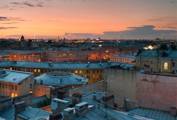 Высотный Петербург - Фото №0