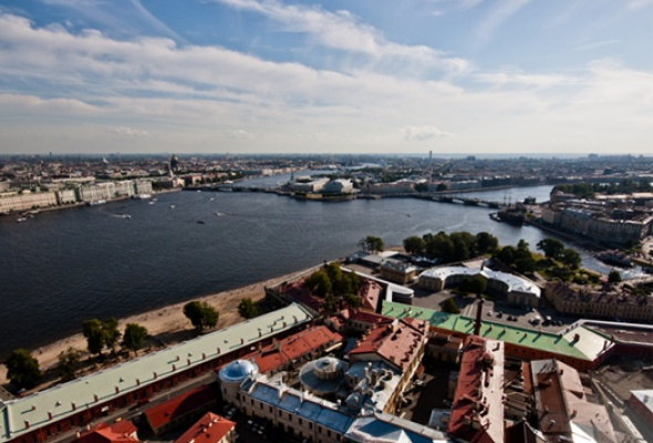 Высотный Петербург - Фото №1