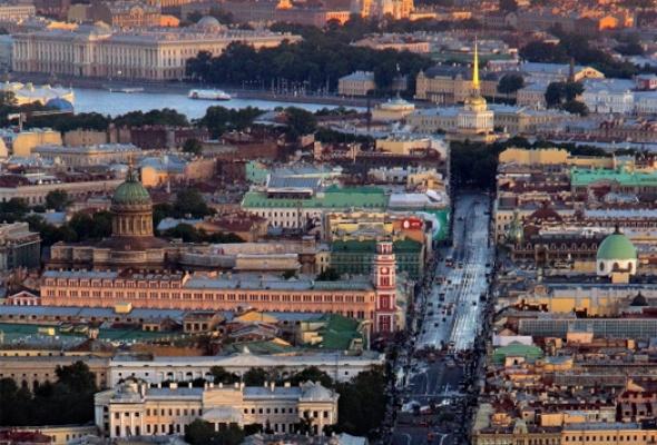 Высотный Петербург - Фото №3