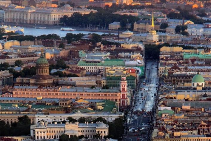 Высотный Петербург