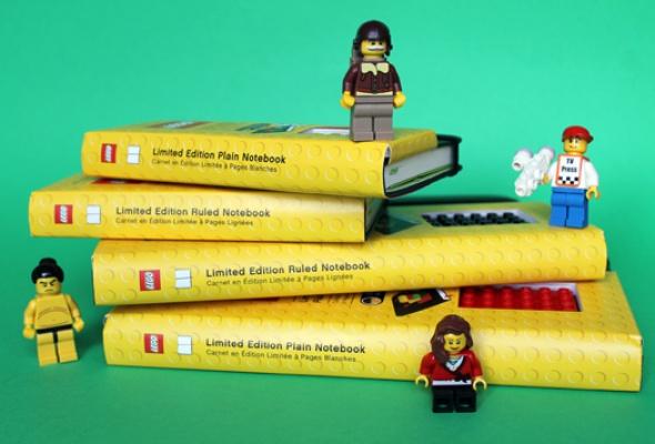 Moleskine LEGO - Фото №0