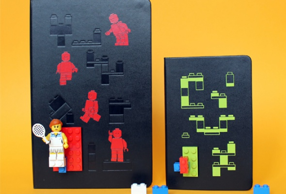 Moleskine LEGO - Фото №1