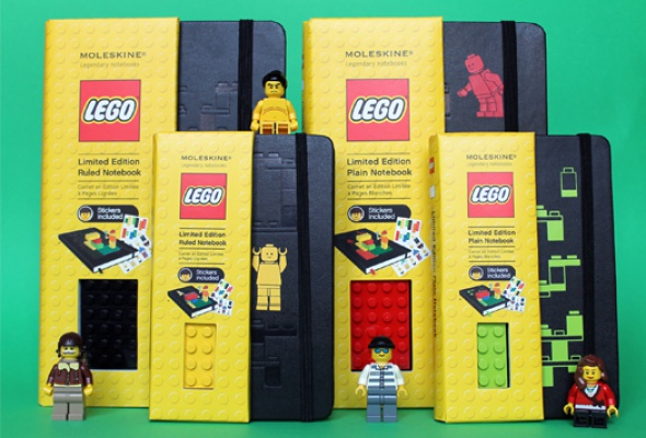 Moleskine LEGO - Фото №2
