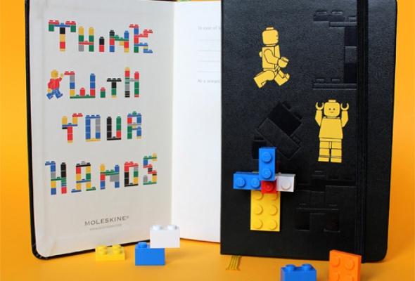 Moleskine LEGO - Фото №3