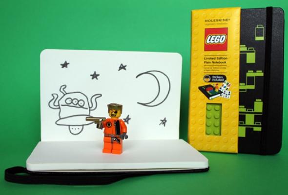 Moleskine LEGO - Фото №4