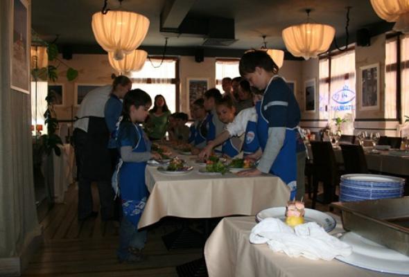 Зимние занятия Детского кулинарного клуба - Фото №3