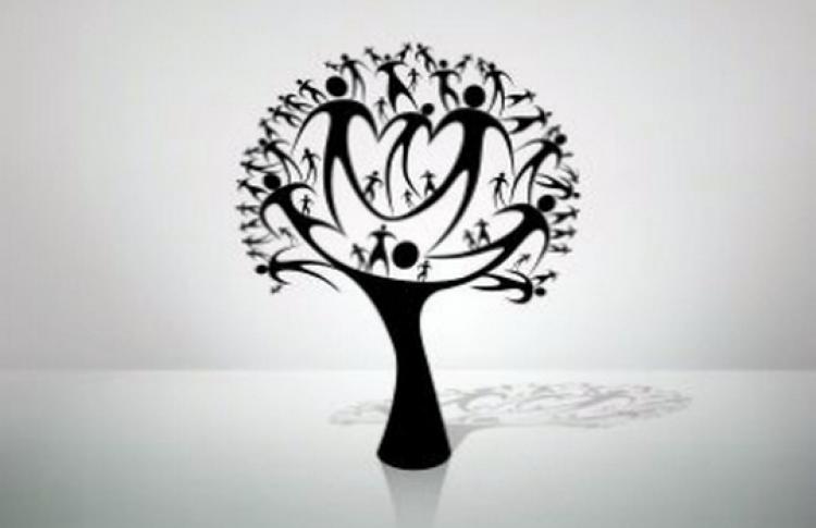 Человек — он дерево