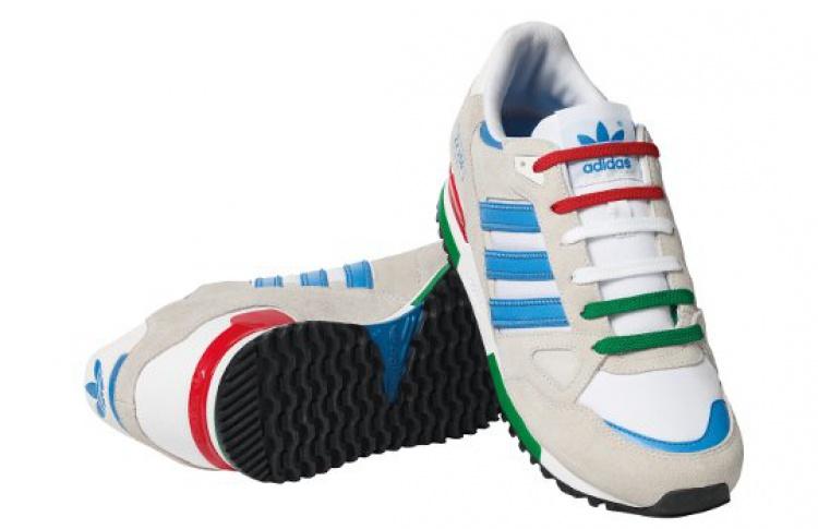 Adidas выпустил новую модель кроссовок ZX750