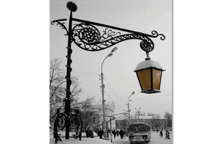 Истории московских фонарей