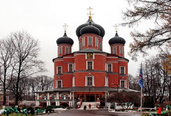 Донской монастырь - Фото №0