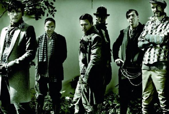 5фактов освязях Rammstein сРоссией - Фото №3