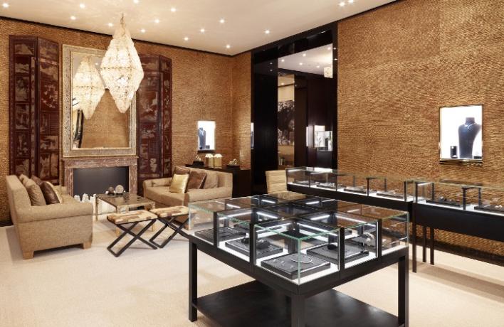 Открылся флагманский бутик Chanel