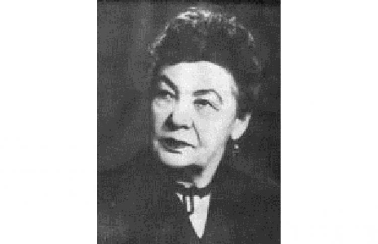 Анна Антоновская