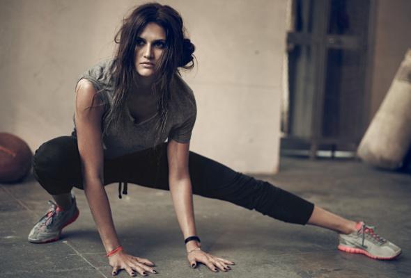 Nike представил новую весеннюю коллекцию для женского тренинга - Фото №4