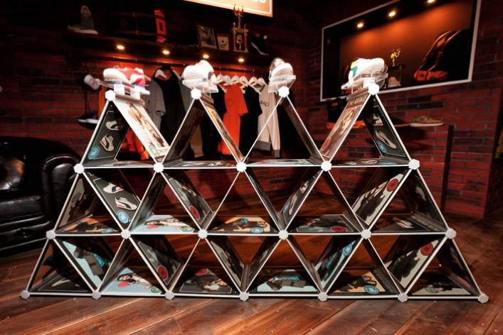 Puma наберлинской выставке Bread&Butter