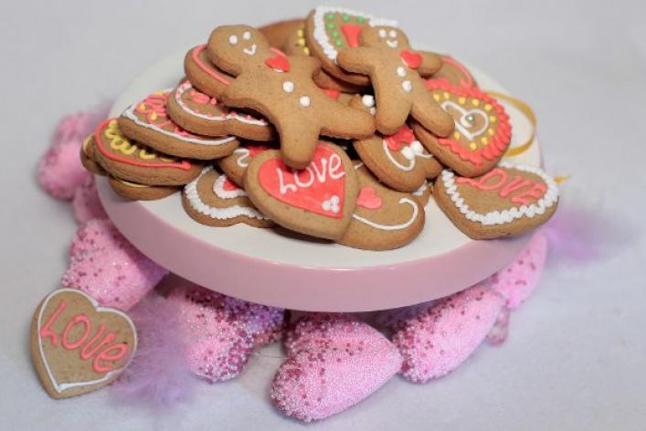 День святого Валентина вотелях иресторанах