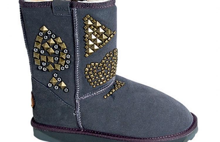 В Mania Grandiosa 50% на обувь EMU