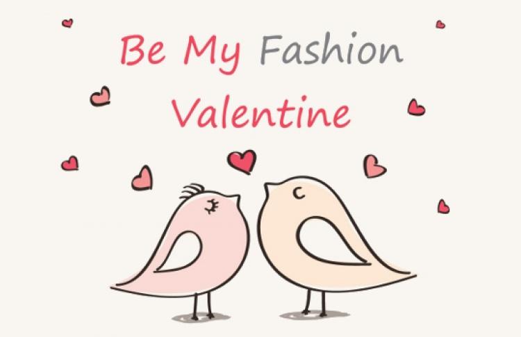 """В столичных магазинах стартовала акция """"Be My Fashion Valentine"""""""