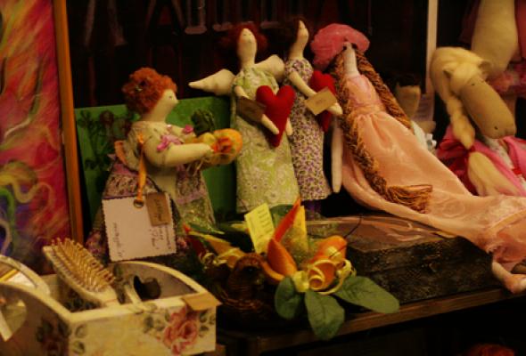 Арт-базар ко Дню всех влюбленных - Фото №0