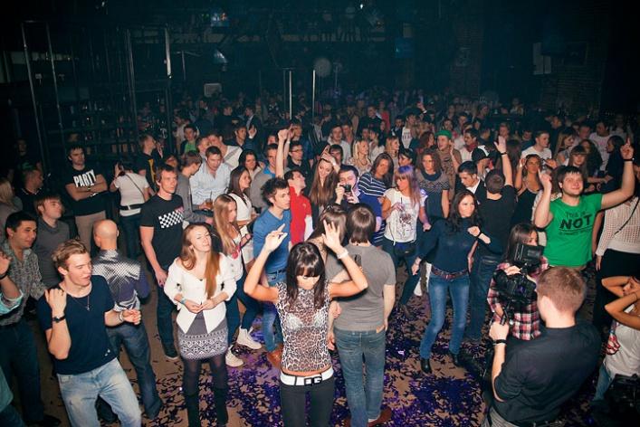 11февраля 2012: Arma Music Hall